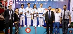 Kağıtspor, Türkiye Minikler Judo Şampiyonası'nda zirvede