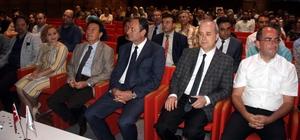 """AGÜ Rektörü Prof. Dr. Sabuncuoğlu: """"Ders çıkartarak buna benzer örgütlerin de oluşumunu önlememiz lazım"""""""