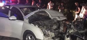 Ceyhan'da trafik kazası: 6 yaralı
