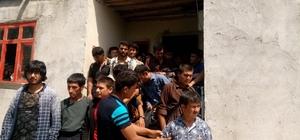 Van'da 119 yabancı uyruklu kaçak şahıs yakalandı