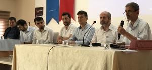 Zonguldak'ta hacı adaylarına bilgilendirme yapıldı