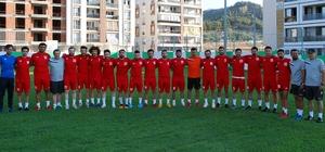 Salihli Belediyespor'da hedef 3. Lig