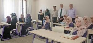 Başkan Saraçoğlu: Kur'an Kurslarını önemsiyor ve destekliyoruz