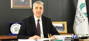 """KTB Başkanı Çevik: """"Konya, tarım ve gıda sektörü açısından önemli bir üretim üssüdür"""""""