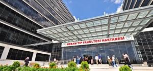 Meram Tıp Fakültesi yeni binasında hizmet vermeye başladı