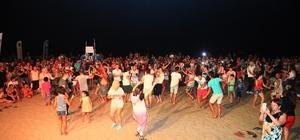 Mersin'de yaz konseri ilgi görüyor