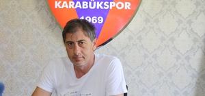 """Fazlı Ulusal: """"2 milyon TL'lik sponsorluğu geri çektiler"""" Kardemir Karabükspor İdari Menajeri Fazlı Ulusal: """"Galatasaray, Çağlar için resmi teklifte bulunmadı"""" Çağlar Akbaba Adana Demirspor'a transfer oldu"""