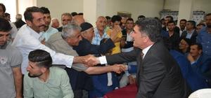 AK Parti Ağrı Milletvekili Çelebi'den Ağrı'ya çifte müjde