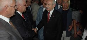 CHP Genel Başkanı Kemal Kılıçdaroğlu Tekirdağ'a geldi