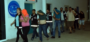 GÜNCELLEME - Muğla'daki fuhuş operasyonu