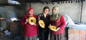 (Özel) Batman'dan Avrupa'ya ekmek ihracatı Güneydoğu'nun tandır ekmeği kadınlara iş kapısı oldu