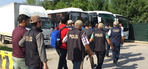 Eskişehir'de FETÖ/PDY operasyonu: 16 gözaltı