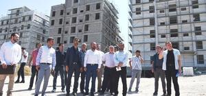 Başkan Doğan'ın mahalle gezileri devam ediyor