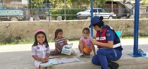 """Burdur'da """"Çocuklarımız Güvende-2"""" uygulaması"""