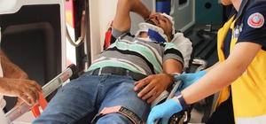 Şanlıurfa'da otomobiller çarpıştı: 3 yaralı
