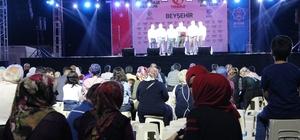 Beyşehir Demokrasi Şöleni sona erdi