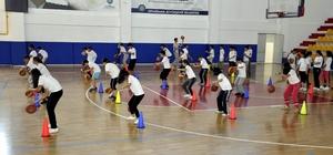 (Özel) İsteyince oluyor Diyarbakır Büyükşehir Belediye Başkanlığından 7 bin öğrenciye ücretsiz spor kursu