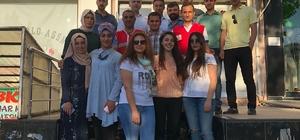 Türkiye Gaziler ve Şehit Aileleri Vakfı ilik nakli bağışında bulundu