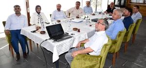 Başkanlar Selçuklu'da toplandı