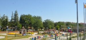 Ereğli Belediyesinden parklara güvenlik kamerası