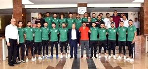 Salihli Belediyespor'dan 3. Lig sözü