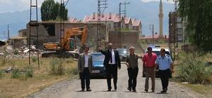 """Başkan Orhan: """"İlçemizde metruk yapılara müsaade etmeyeceğiz"""""""