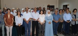 HDP'den, terörist cenazesine katılan vekillere destek Terörist cenazesine katılan vekilleri kınamak yerine destek verdiler