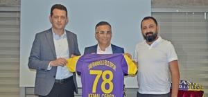 Safranbolu Belediyespor için birlik ve beraberlik yemeği