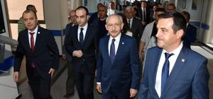 """Kılıçdaroğlu: """"Tren kazasıyla ilgili milletvekillerimiz rapor hazırladı"""" CHP Genel Başkanı Kemal Kılıçdaroğlu tren kazasının yaşandığı Sarılar'da"""