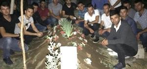 Afrin kahramanlarından Şehit Rıdvan Çevik'e vefa