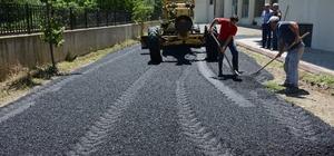 Görele Belediyesi'nden asfaltlama hamlesi