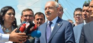 """Kılıçdaroğlu: """"O davaların tamamını kazanacağım"""" """"Sonuna kadar mücadele ederim"""""""