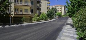 Battalgazi Belediyesinden asfalt rekoru