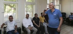 Başkan Çelik, Kayseri Toplum Ruh Sağlığı Merkezini ziyaret etti