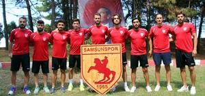 Samsunspor 9 futbolcuyu transfer etti Bahattin Köse ve İlyas Kubilay Yavuz ile de anlaşma sağlandı