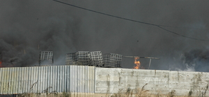 GÜNCELLEME - Tekirdağ'da fabrika yangını