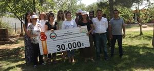 Tunceli'de Genç Çiftçilerle hibe sözleşme imzalandı