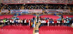 Tekvando: 15 Temmuz Demokrasi Şehitleri Kulüpler Türkiye Şampiyonası