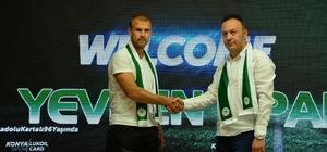 Atiker Konyaspor'da transfer