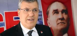"""Barut: """"Adana için ayrım gözetmeden birlikte çalışalım"""" CHP Adana Milletvekili Ayhan Barut, TBMM'ye giren kendisi hariç 14 Adana  milletvekiline kutlama mektubu gönderip Adana ortak paydasında birlikte mücadele etme çağrısı yaptı"""
