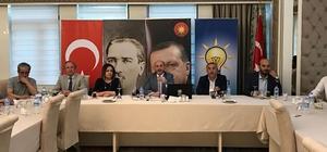 Başkan Ali Çetinbaş: Halkımızın hizmetindeyiz, onlarla birlikte olmaya devam edeceğiz