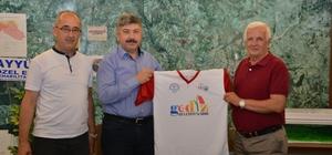 Belediye Başkanı Akçadurak: Sporculara desteğimizi sürdüreceğiz