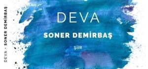 Kırşehirli gazeteci Demirbaş, şiir kitabı ile ödül aldı
