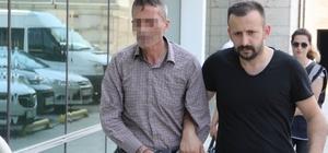 Karı-koca gasptan gözaltına alındı