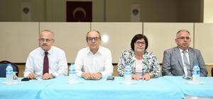 Büyükşehir'den yöneticilerine iş sağlığı ve güvenliği toplantısı