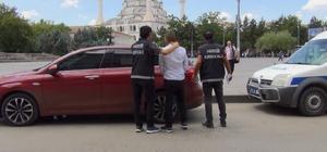 Kırıkkale'de uyuşturucu operasyonuna 1 kişi tutuklama