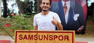 İlyas Kubilay Yavuz, Samsunspor ile 3 yıllık sözleşme imzaladı Samsunspor 14. transferini gerçekleştirdi