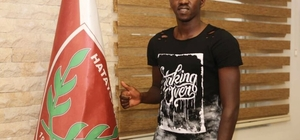 Malili futbolcu Hamidou Maiga Hatayspor'da