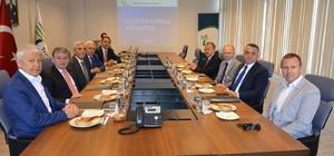 TRAKYAKA Yönetim Kurulu, Temmuz ayı toplantısını yaptı