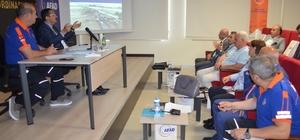 AFAD'tan tren kazasına ilişkin değerlendirme toplantısı
